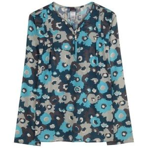 Patagonia Floral Tunic L